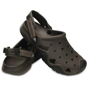 Crocs Swiftwater Sandalen Heren bruin